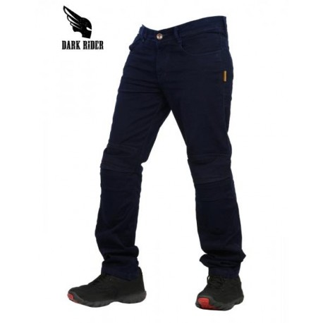 DARK RIDER MOTORCYCLE JEANS BLUE-COMFORT FIT