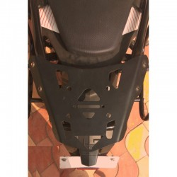 KTM Duke 125/200/390(2013-2016) Rear Rack