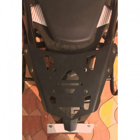 KTM Duke 200/390(2013-2016) Rear Rack & Saddle Support