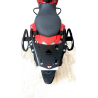 Bajaj AS/NS 200 Rear Rack with Saddle Stay