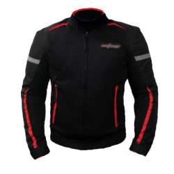 XDI Octane L2 Jacket (Red)