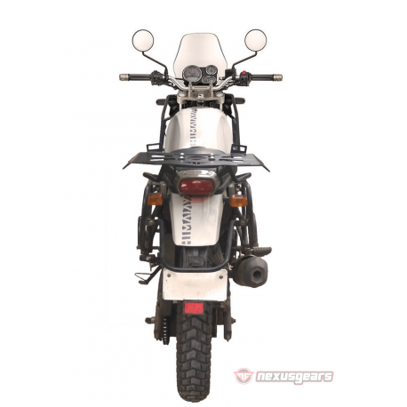 Royal Enfield Himalayan Rear Rack Plate
