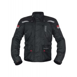 Rynox Stealth Evo v3 L2 Jacket (Black)