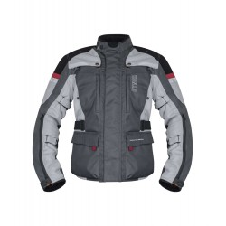 Rynox New Stealth Evo v3 L2 Jacket (Grey)