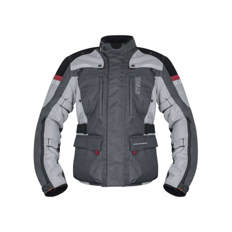 Rynox Stealth Evo v3 L2 Jacket (Black)
