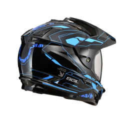 SOL SS-1 EDGE BLACK BLUE Helmets