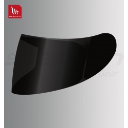 MT - V12 Pin-lock ready Smoke Visor