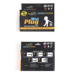 Mini Plug : Tubeless Tyre Puncture Repair kit