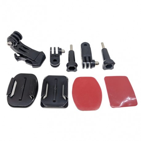 Basic Action Camera Accessories Kit