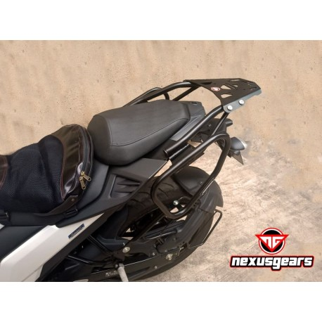 Yamaha Fz250 Rear Rack With Saddle Stay And Backrest