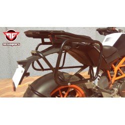 KTM Duke 200/390(2013-2016) Rear Rack With Saddle