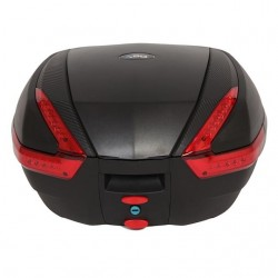 SG35 Top Black Rear Box with LED (35 L)