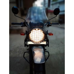 Royal Enfield Himalayan Headlight Grill