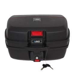SG45 Top Black Rear Box without LED (45 L)