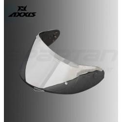 Axxis Razor Pin-lock ready Silver Iridium V18 Visor