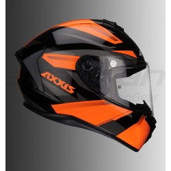 Axxis Draken RONIN Gloss Helmet (Orange)