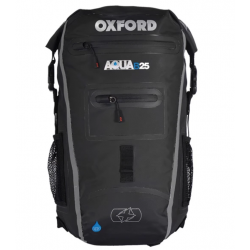 Oxford Aqua B-25 Backpack - Black/Grey