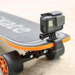 Skateboard clip mount for ActionCams
