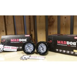 Mad Dog Scout Auxilary light (Set)