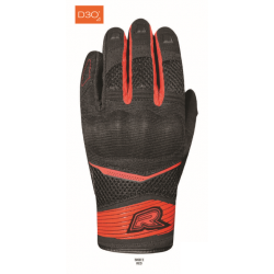 Racer SKID 2 D30 Red Gloves