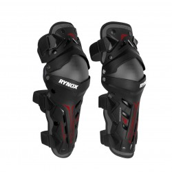 Rynox Bastion Bionic Knee Guards (Black)
