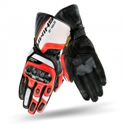 Shima STR2 Red fluo gloves