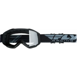 Fly Racing Focus Goggle (Black)