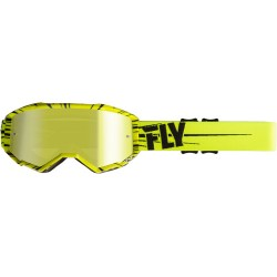 Fly Racing Youth Zone Goggle (Yellow)