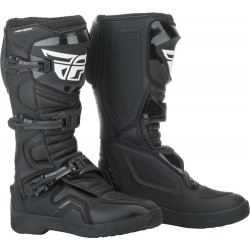 Fly Racing Maverik Black Boots