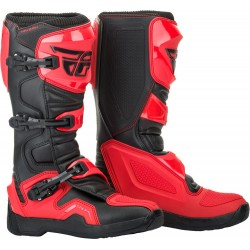 Fly Racing Maverik Red Boots