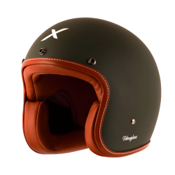 Axor Jet Dull Battle Green Helmet