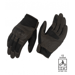Rynox Urban Brown Gloves