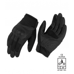 Rynox Urban Black Gloves