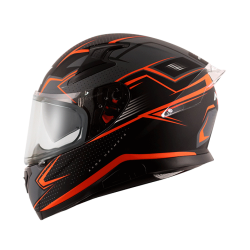Axor Grid D/V Matt Orange Helmet