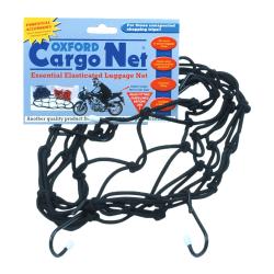 Oxford Cargo Net - Black