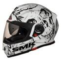 SMK Twister Skull Helmets