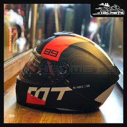 Designed to be in perfect sync with the rider, the machine and the surroundings, the aerodynamic plus provides you with a pleasant touring experience. Its prowess in safety, comfort and styling provide you enough confidence to munch miles all along your journey with ease.MT Blade 2SV Helmets for ₹7,999, link in bio. 📞: 9769902249 for queries We accept Bajaj EMI. #AHHelmets #Helmets #HelmetsInIndia #Bikers #Bike #BikeLife #MotorCycle #MotorBike #MotorCycles #BikeRide #MountainBike #RoadBike #Racing #Cruising #Wheels #InstaMotorCycle #InstaMoto #InstaBike #InstaMotor #Bikestagram #Biker #Moto #BikersOfInstagram #Ride #BikePorn #Motor #MTHelmets #MTHelmet