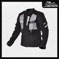 Setting the benchmark in the touring apparel, evolved to suit the needs of the long distance rider. Introducing the next generation of the Furious. A feature-packed riding partner for extended trips in total comfort. It also adjusts smartly to different riding conditions. Windproof textile jacket with zip-operated big ventilation ports on the chest and back, added with zip-off mesh sleeves guarantee on-demand comfort regardless of temperature to span multiple riding styles and bike preferences, the Furious proves to be the go-to jacket for sport, adventure and cruiser touring. Solace Furious Touring V 2.0 Jacket (black) for ₹11,750, link in bio. 📞: 9769902249 for queries We accept Bajaj EMI. #AHHelmets #Helmets #HelmetsInIndia #Bikers #Bike #BikeLife #MotorCycle #MotorBike #MotorCycles #BikeRide #MountainBike #RoadBike #Racing #Cruising #Wheels #InstaMotorCycle #InstaMoto #InstaBike #InstaMotor #Bikestagram #Biker #Moto #BikersOfInstagram #Ride #BikePorn #Motor #Solace #RidingJacket