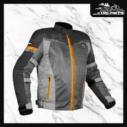 Designed with a strictly utilitarian approach, the Air GT is a no-nonsense jacket for the no-nonsense motorcyclist, now in its 3rd edition!You get a Rynox Wingman personal accident insurance cover of INR 50,000/- with the purchase of this product.- Increased Low Light Visibility - Shoulder and Elbow, Safe-Tech (Italian) CE Level 2 protectors certified to standard EN 1621-1: 2012 Level 2 - Super Ventilated Outer Shell, Lightweight and sturdy 3D mesh with dual-fold knitRynox Air GT 3 Jacket for 5,750Rynox Air GT Gloves for ₹2,550Rynox Riding Gear, link in bio.📞: 9769902249 for queries#AHHelmets #Helmets #HelmetsInIndia #Bikers #Bike #BikeLife #MotorCycle #MotorBike #MotorCycles #BikeRide #MountainBike #RoadBike #Racing #Cruising #Wheels #InstaMotorCycle #InstaMoto #InstaBike #InstaMotor #Bikestagram #Biker #Moto #BikersOfInstagram #Ride #BikePorn #Motor #Rynox