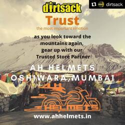 We are open on Tuesdays, Thursdays and Saturdays!Please call us and make an appointment before coming so we can serve you better in this pandemic time.#Repost @dirtsack with @get_repost ・・・ The mountains are calling and I must go... Order now with our trusted store partner @ah_helmets!
