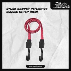 Secure, quick, adaptable, and with embedded retro reflective filaments; you can never have too many Gripper Bungees.Dimensions: At Rest: 42 in (3.5 ft) Fully Extended: 84 in (7 ft)Weather Proof Materials and Construction:Premium latex rubber core and polyester sheath Durable plastic hooks Zero-roll flat structure: Flat structure ensures the bungee stays in place and doesn't get displacedIncreased Low Light Visibility: Retro reflective filaments embedded in sheathRynox Gripper Reflective Bungee Strap (Black and Red) for ₹250, link in bio.📞: 9769902249 for queries#AHHelmets #Helmets #HelmetsInIndia #Bikers #Bike #BikeLife #MotorCycle #MotorBike #MotorCycles #BikeRide #MountainBike #RoadBike #Racing #Cruising #Wheels #InstaMotorCycle #InstaMoto #InstaBike #InstaMotor #Bikestagram #Biker #Moto #BikersOfInstagram #Ride #BikePorn #Motor #Rynox
