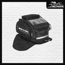 The Optimus M Tank Bag is designed to function as a motorcycling bug-out bag; truly hassle-free, versatile, organised and most importantly, quick to mount. Rynox Optimus M Tankbag v2 for ₹3,550 The MagnaPod Tank Bag is specifically designed for the motorcyclist who prefers to travel light. With its sleek form factor, streamlined side pockets and 21 ltr un-expanded volume, the MagnaPod is the perfect mid-sized tank bag. Rynox MagnaPod Tank Bag for ₹3,250 Shopping link in bio. 📞: 9769902249 for queries We accept Bajaj EMI. #AHHelmets #Helmets #HelmetsInIndia #Bikers #Bike #BikeLife #MotorCycle #MotorBike #MotorCycles #BikeRide #MountainBike #RoadBike #Racing #Cruising #Wheels #InstaMotorCycle #InstaMoto #InstaBike #InstaMotor #Bikestagram #Biker #Moto #BikersOfInstagram #Ride #BikePorn #Motor #Rynox #RynoxTankBag #TankBag