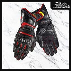 The RS-2 is a sports glove which offers exceptional protection and style. The main carbon fibre reinforced protector works with the ArmorPlus impact absorber placed below the knuckles. The fingers are equipped with TPU sliders and elasticated panels and a bridge connection for pinky finger reducing the risk of injury. Side of the palm covered with an additional protective layer of leather with SuperFabric® panel padded with ArmorPlus foam. Wrist area equipped with rigid SAP® slider and SuperFabric® panel mounted on ArmorPlus foam. Digital leather panels on the inside of the palm of your hand for improved grip and durability. External seams on the fingers for improved comfort, curved design offering optimal ergonomic grip.Shima RS2 Black Red gloves for ₹8,999, link in bio.📞: 9769902249 for queries#AHHelmets #Helmets #HelmetsInIndia #Bikers #Bike #BikeLife #MotorCycle #MotorBike #MotorCycles #BikeRide #MountainBike #RoadBike #Racing #Cruising #Wheels #InstaMotorCycle #InstaMoto #InstaBike #InstaMotor #Bikestagram #Biker #Moto #BikersOfInstagram #Ride #BikePorn #Motor #Shima