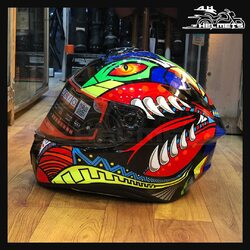 Ever looked at a helmet and wished you had it? These graphics just might do that for you. The audacity in the graphic and a gloss finish is one to look out for!MT Targo Helmets for ₹5,750, link in bio.📞: 9769902249 for queries#AHHelmets #Helmets #HelmetsInIndia #Bikers #Bike #BikeLife #MotorCycle #MotorBike #MotorCycles #BikeRide #MountainBike #RoadBike #Racing #Cruising #Wheels #InstaMotorCycle #InstaMoto #InstaBike #InstaMotor #Bikestagram #Biker #Moto #BikersOfInstagram #Ride #BikePorn #Motor #MT #mthelmets