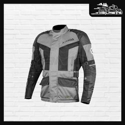 Part of the first TRUE All-Season Touring System in India, the Odysseus touring jacket brims with features that eases long-distance riding without breaking a sweat. This multi-functional jacket makes it possible to embark on journeys to unusual terrains blighted by sudden weather fluctuations. ASPIDA Odysseus All Season Touring System Riding Jacket for ₹11,250 The new ASPIDA Odysseus pants have been in development and testing around the world for 2 years. The extensive R&D has resulted in a true all weather riding pants that allow you to ride anywhere, anytime. ASPIDA Odysseus All Season Touring Pants (Black and Grey) for ₹7,950, link in bio. 📞: 9769902249 for queries We accept Bajaj EMI. #AHHelmets #Helmets #HelmetsInIndia #Bikers #Bike #BikeLife #MotorCycle #MotorBike #MotorCycles #BikeRide #MountainBike #RoadBike #Racing #Cruising #Wheels #InstaMotorCycle #InstaMoto #InstaBike #InstaMotor #Bikestagram #Biker #Moto #BikersOfInstagram #Ride #BikePorn #Motor #Aspida
