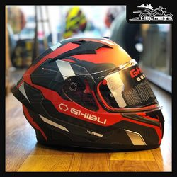 A street motorcycle helmet, designed for any kind of road use. With particular focus on comfort, the EPS features the wide channels of the Vemar Klima System (VKS), which provides the right airflow at any adjustment and exhausts the hot air from inside the helmet. The shell, featuring the R-3P terpolymers composition and a longer rear wing reduces aerodynamic resistance. Vemar Ghibli Helmets for ₹8,450, link in bio. 📞: 9769902249 for queries We accept Bajaj EMI #AHHelmets #Helmets #HelmetsInIndia #Bikers #Bike #BikeLife #MotorCycle #MotorBike #MotorCycles #BikeRide #MountainBike #RoadBike #Racing #Cruising #Wheels #InstaMotorCycle #InstaMoto #InstaBike #InstaMotor #Bikestagram #Biker #Moto #BikersOfInstagram #Ride #BikePorn #Motor #VemarHelmets #VemarHelmet