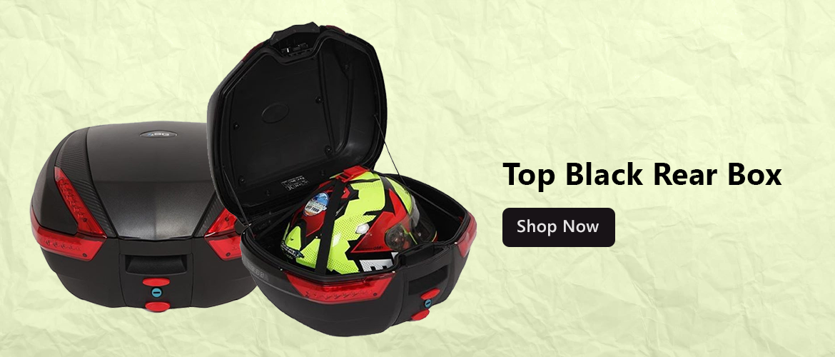 Motorcycle Rear Box Online in India